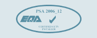 EQA PSA 2006_12 Certified CCTV Installer in Ireland